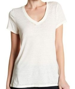 NWT | Threads 4 ThoughtVintage Wash V-Neck Tee